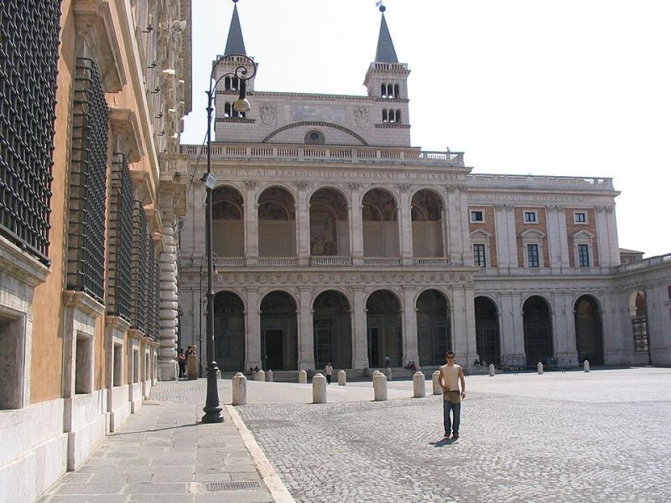 Visita guidata con storico dell'arte alla basilica di San ...