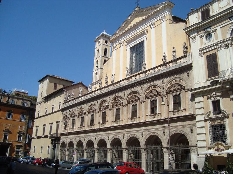 visita guidata alla basilica dei Santi XII apostoli a Roma