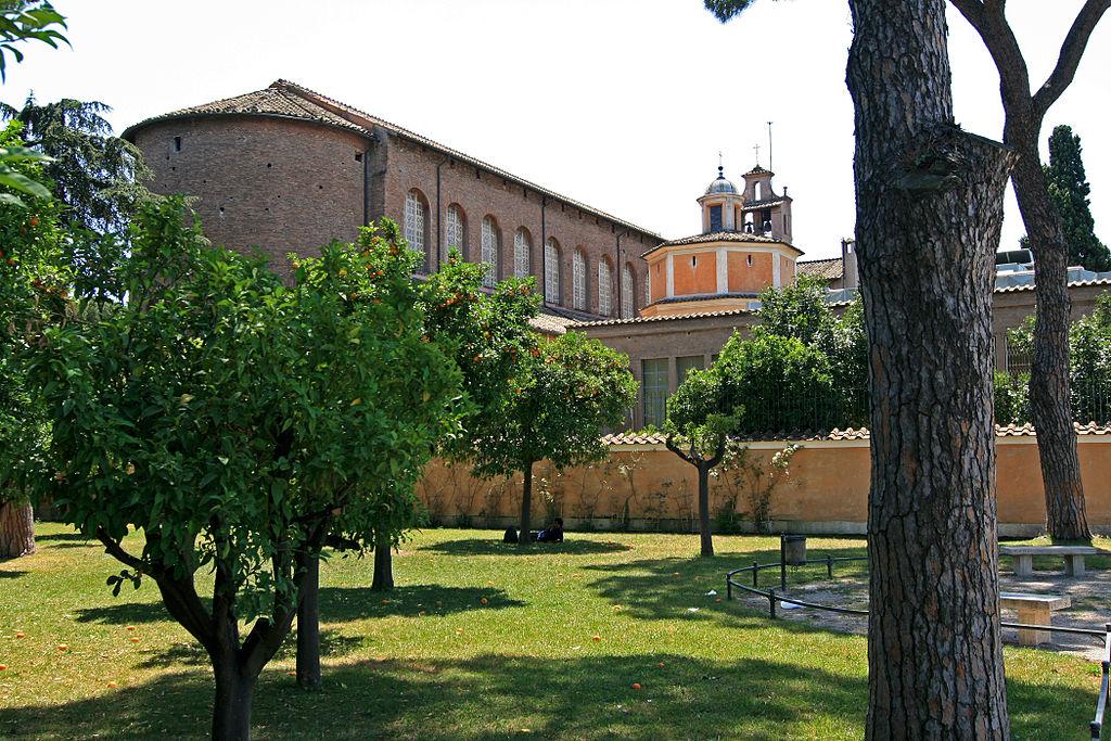 Basilica di Santa Sabina visite guidate Roma