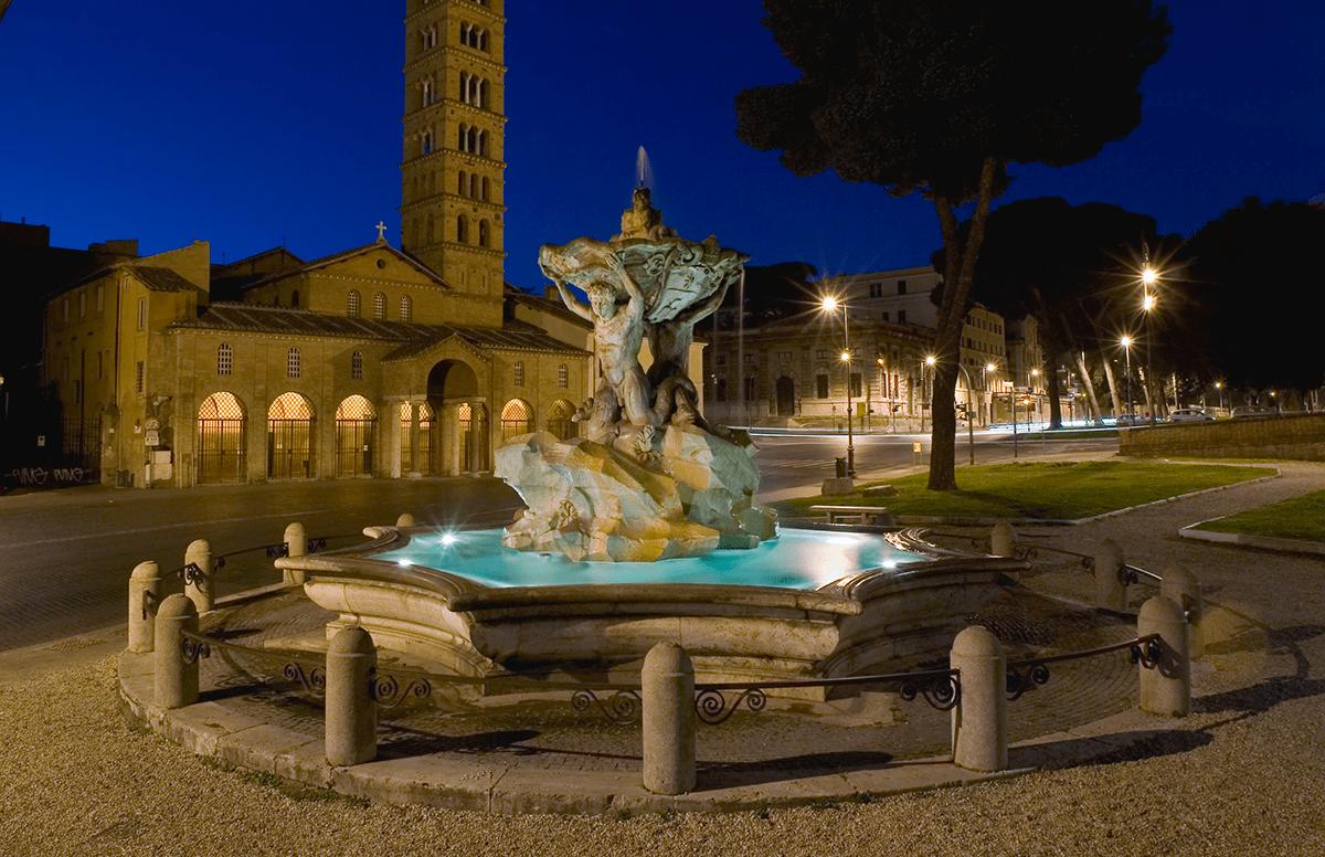 Visita guidata sulle origini di Roma, dal foro boario al foro olitorio fino al Teatro Marcello