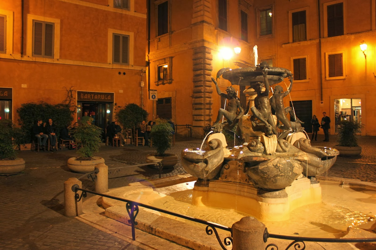 visita serale Roma segreta dall'isola tiberina al quartiere ebraico