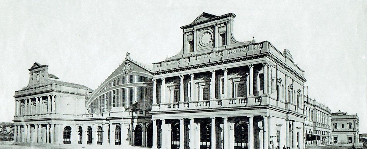 visite guidate alla Stazione Termini, visite guidate Roma moderna