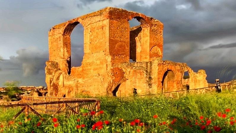Visita guidata archeologica alla villa dei Quintili sull'Appia antica