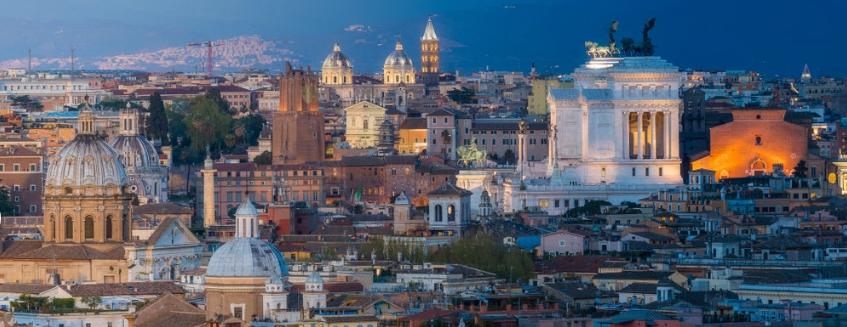 Visita guidata serale al Gianicolo a Roma