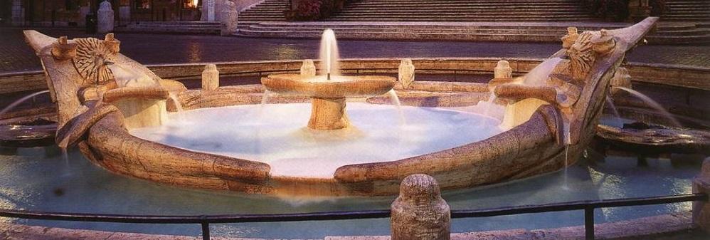 visita notturna a Roma dedicata alle fontane celebri, fino alla fontana di Trevi