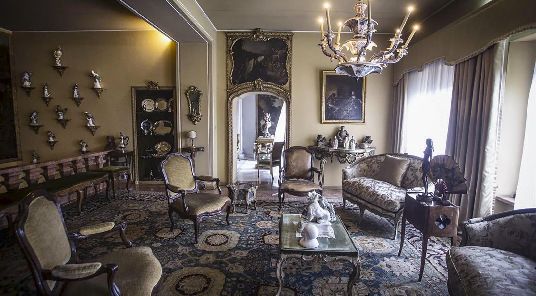 Apertura speciale con visita guidata alla casa di Alberto Sordi a Roma