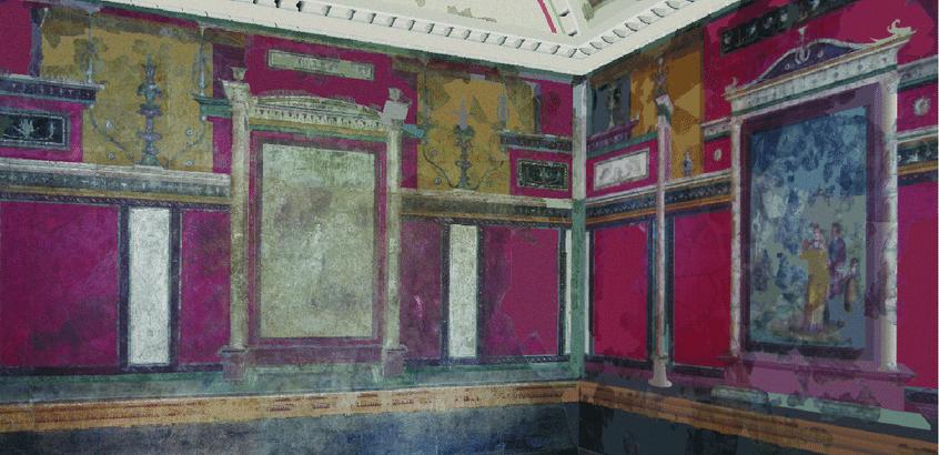 Visita guidata in esclusiva alla Casa di Augusto sul Palatino a Roma