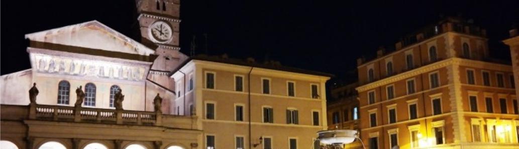 Visite guidate serali a Trastevere a Roma