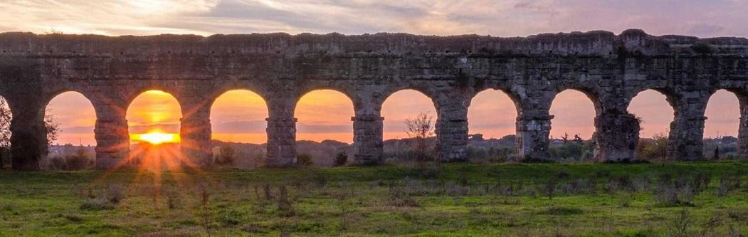 Escursione con la guida al Parco degli acquedotti di Roma antica tra l'Appia e la Tuscolana