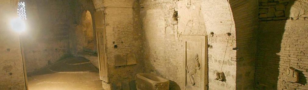 I sotterranei della basilica di San Silvestro e Martino ai Monti, visita guidata gratis con l'associazione Roma Bella