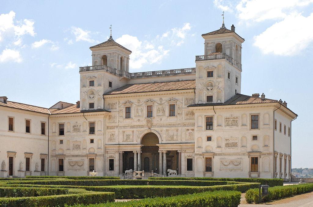 visita guidata villa Medici Roma