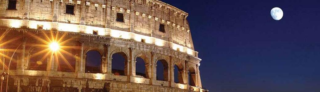 Colosseo visite notturne con guida