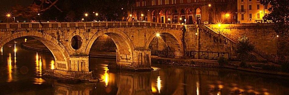 passeggiata guidata notturna a Trastevere con Roma Bella