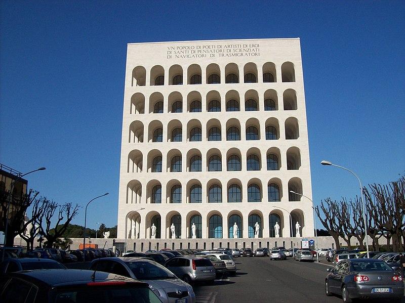 visite guidate Eur Roma