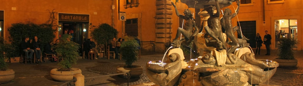 Visite serali al ghetto ebraico di Roma gratis, partendo dall'isola tiberina