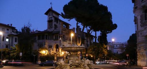 Visite guidate serali a Roma, al quartiere Coppede'